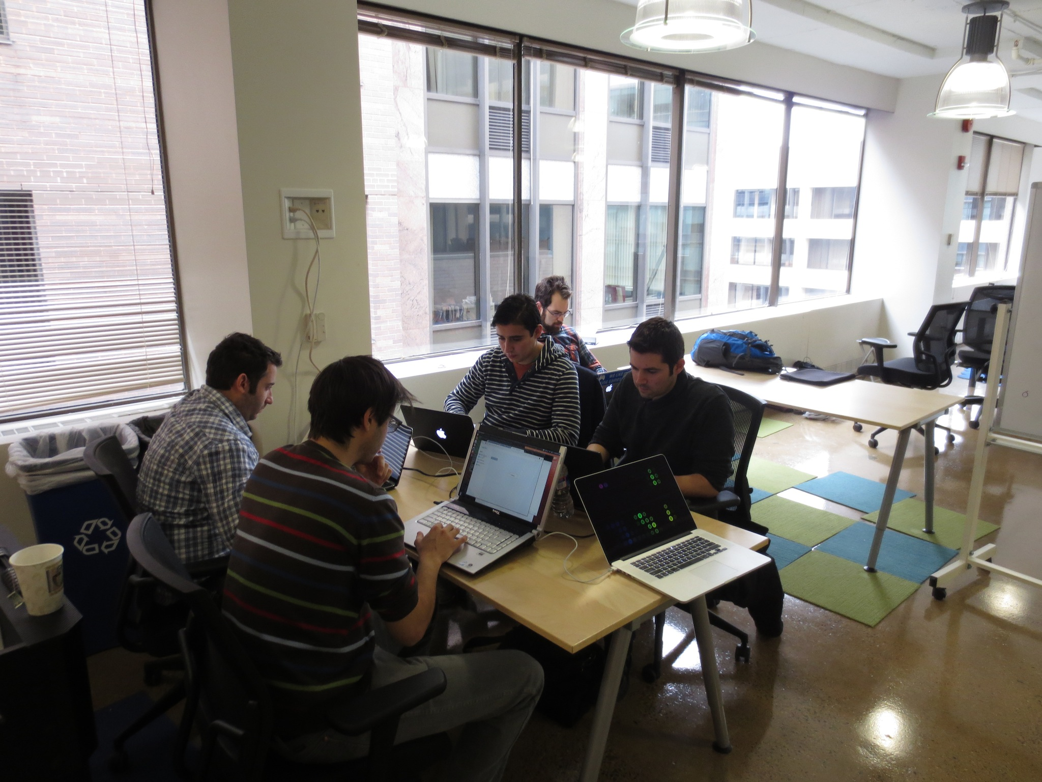 Group hacking on Jenkins project