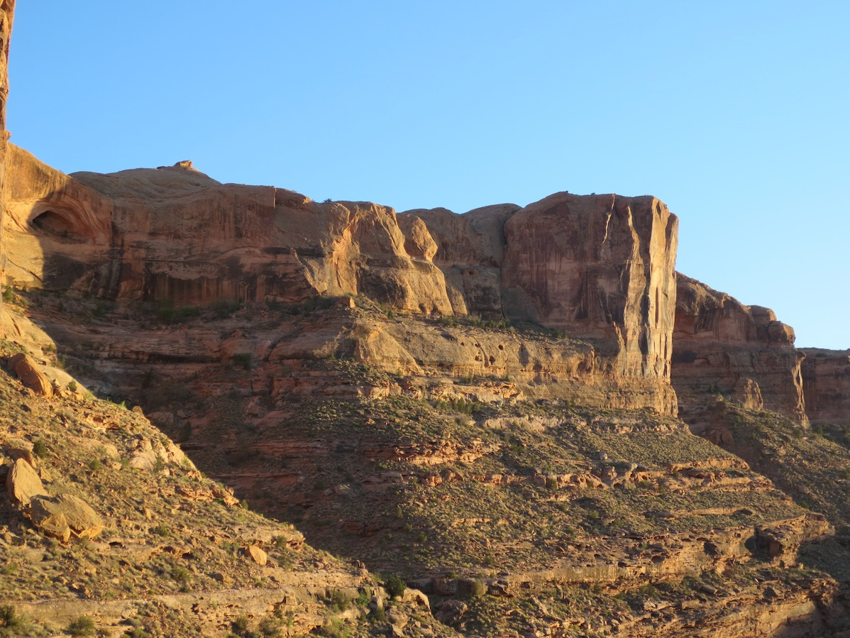 Red rocks of Moab