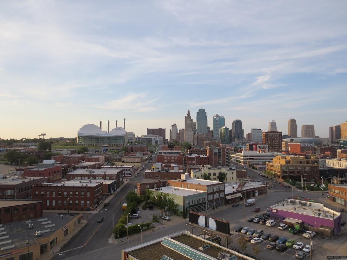 Kansas city missouri downtown
