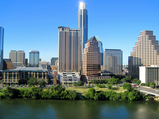 View of Austin, TX