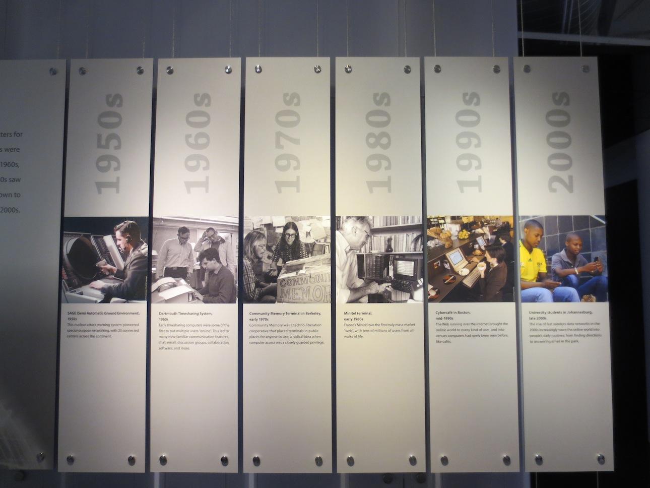 photo collage display ideas - Coding Across America